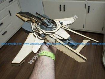 Anvil Super Hornet - Star Citizen