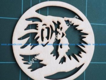 Chewbacca Coaster