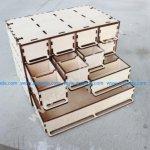 Customizable Parts Box