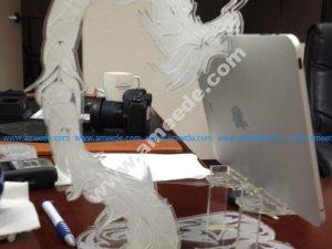 Dragon iPad Holder