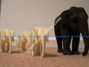 Elephant Table Ornament