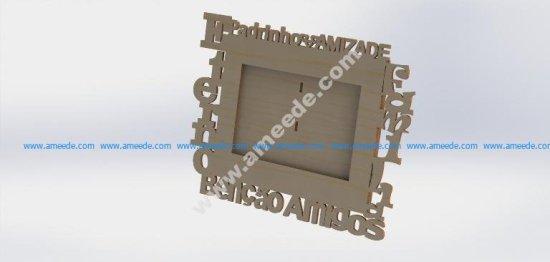 Frame Laser Cut