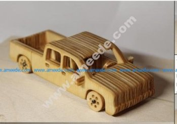 Pickup Truck Toy for