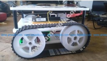 ROV chassis