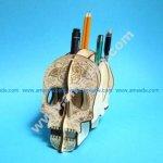 Skull 3D pens holder