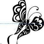 Butterfly 3D Car Styling Stickers