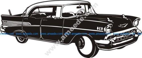1957 Cadillac Eldorado Brougham car