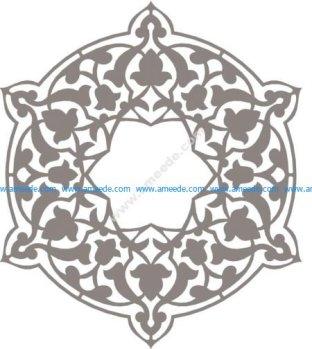 Awesome Mandala Vector Art