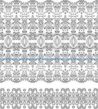 Ethnic Pattern 5