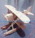 Hydroplane Laser Cut