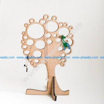 Tree Jewelry Stand