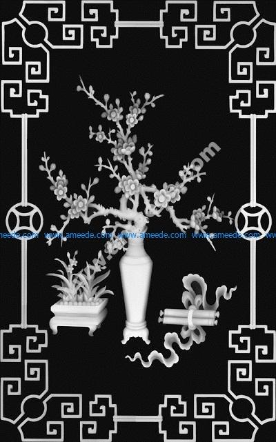 3D Grayscale Image 6 BMP