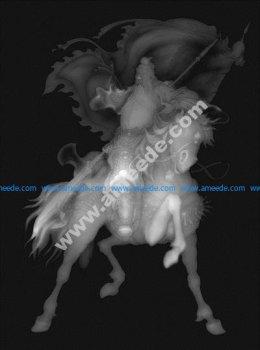 Guan Yu BMP