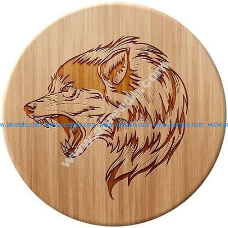Wolf Free Vector
