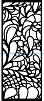 Decorative Screen Pattern 12