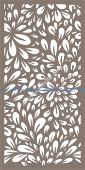 Decorative Screen Pattern 2