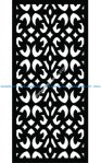 Decorative Screen Pattern 20