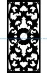 Decorative Screen Pattern 30
