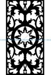 Decorative Screen Pattern 32