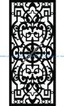 Decorative Screen Pattern 44