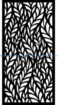 Decorative Screen Pattern 7