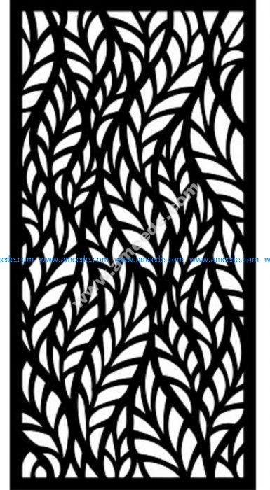 Decorative Screen Pattern 7