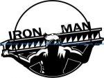 Iron Men Clock