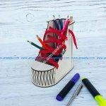 Pencils rack |