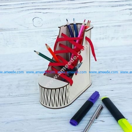 Pencils rack