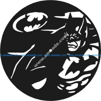clock brand batman