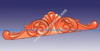 Decor 3D model 14