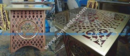 Decor Table for CNC Router Laser Plasma