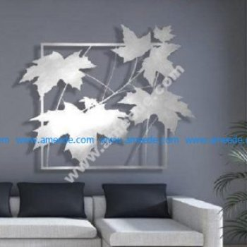 Laser Cut Home Decor Wall Art