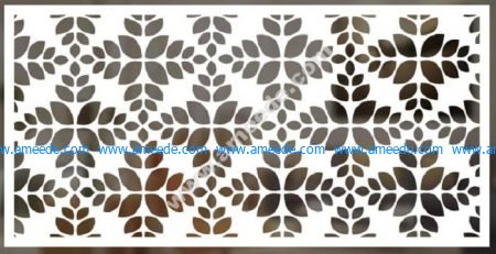 cnc cut pattern vector file 10