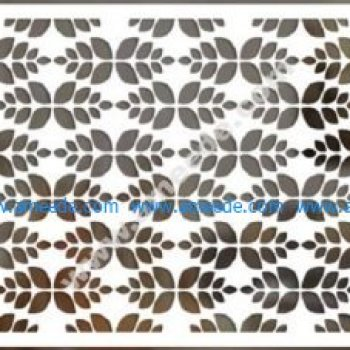 cnc cut pattern vector file 9
