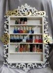 Free Vector Nail Polish Rack Nail Polish Shelf