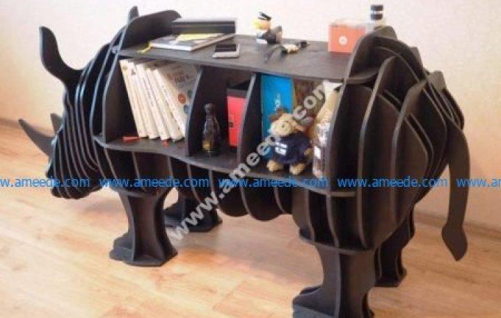 Free Vector Rhino Shelf 8mm