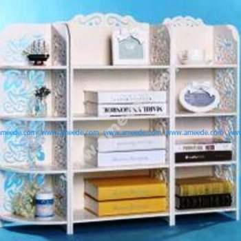 Free Vector Storage Shelf Rack