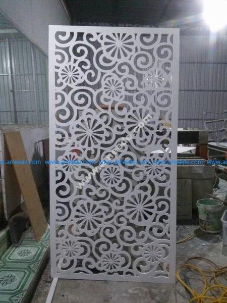 Jali Inspired Screen Pattern