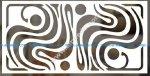 Patterns Art Stencil Wood