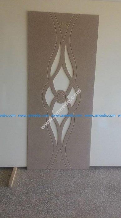 PlyWood Door Design