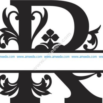 Regal Split Font R