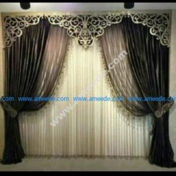 Arabic style curtain