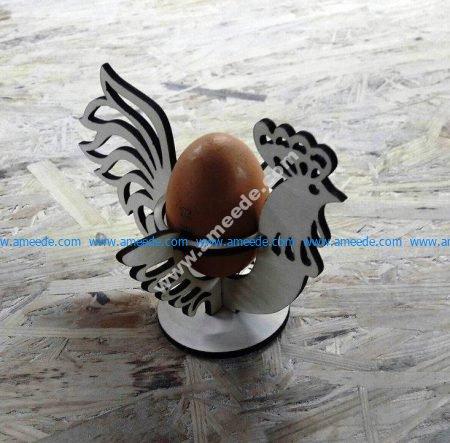 Easter Egg Holder Stand