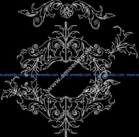 Floral Ornamint Design