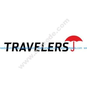 The Travelers Companies logo vector