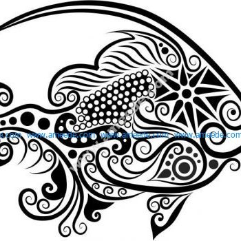 Tilapia pattern