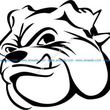 symbol of saggy dogs