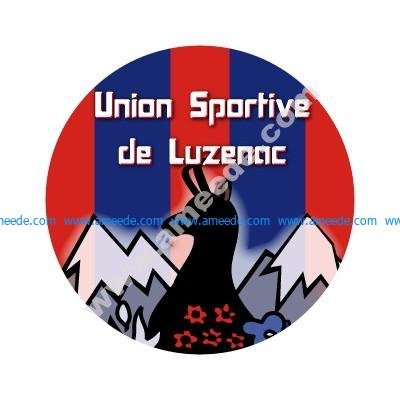 Download the US Luzenac logo vector file