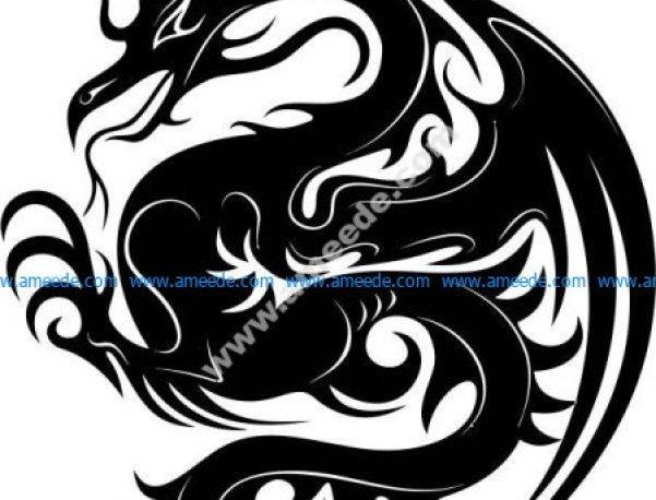 Dragon god legend